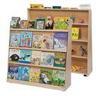 Book Storage, Book Storage for Kids, Book Storage Shelf, Adjustable Book Rack, Adjustable Book Holder, Mobile Library, Cookbook Holder