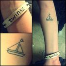 Sailboat Tattoos