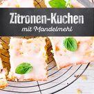 Mandelmehl-Zitronen-Kuchen