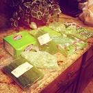 Green Candy Bars