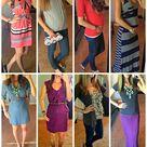 Spring Maternity Fashion
