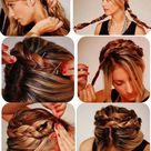 Braid Crown Tutorial