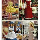 Doll Dress Patterns