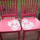 Painted Dining Chairs