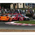 10 inch Photo. 2004 British Touring Car Championship  Brands Hatch, England. 21st   22nd August 2004
