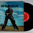 Johnny Cash   Mean as Hell 1965 Vinyl LP; Mr.Garfield