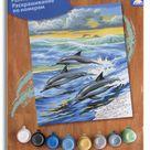 Malen nach Zahlen - Delfine • EUR 9,99