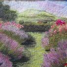 Herb Embroidery