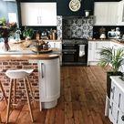 A Quick(ish) Kitchen Update - an Improved Look - Melanie Jade Design