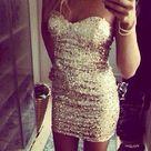 Gold Sparkle