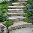 Step by Step! : DIY Garden Steps & Outdoor Stairs • The Garden Glove
