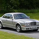A1 Poster. Bentley Continental R, 2002, Silver