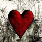 Arty Farty Hearty Friday ~ Jim Dine, His and Our Hearts