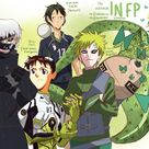INFP anime characters
