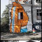 Urban Art / Street Art / Tape Art   Berlin