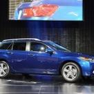 Acura TSX Sport Wagon 2011 imágenes y ficha técnica