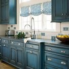 23 Perfect Color Ideas for Painting Kitchen Cabinets that will Add Personality to Your Home