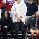 Justin Bieber treats Patti Mallette to a Mother's Day kiss