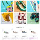Отзывчивая тема shopify для обувного магазина скачать - Shoe Store - Shopify шаблон для интернет-магазина