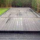 und Kunststoffmarkt   Bauanleitung: Wie du deinen Pool zu einer Terrasse umfunktionieren kannst