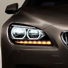 BMW 6 Series Gran Coupe  2013
