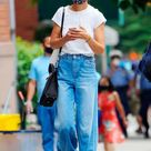 Every Piece You Need to Re-Create Katie Holmes's Cool Capsule Wardrobe