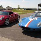 2015 Alfa Romeo 4C Coupe: Race Organizer Review