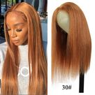 HairUGo 4x4 Lace Closure Wigs 99J   12inches / 4x4 lace wig 180D / 30, China
