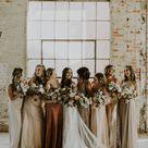 Mix Match Bridesmaids Dresses - Traveling Wedding Photographer Kayla Esparza