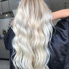 "Kaitlin Jade Hair Artistry on Instagram ""This is love 😊 hairandharlow hairandharlowblondes hairbykaitlinjade behindthechair"""