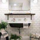 Bathroom decor ideas | Yellow Lotus