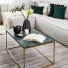 Marmeren salontafel Alys | WestwingNow