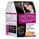 L'Oreal Paris Casting Creme Gloss, Dark Brown 400, 87.5g+72ml At Rs.489