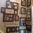 Read the full title Family is vinyl decal / family word collage / family photo wall / greatest blessing VINYL wall decal / family is sign / picture wall decal