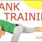 18 min.🌶 Plank-Training, kurz und intensiv | ohne Hilfsmittel