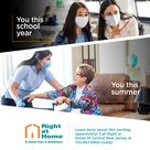 Calling all teachers! Looking for a summer job that will make a difference? Want to learn a new skill set? Become a caregiver with Right at Home of Central New Jersey! Work as a companion or earn your New Jersey Home Health Aide license and work while you learn! Right at Home of Central New Jersey even offers partial tuition reimbursement! To learn more or apply, call 732.967.0900 today!