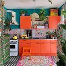 Boho Kitchen Idea --Shinecoco.com