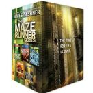 The Maze Runner Series Complete Collection Boxed Set (5-Book) - Paperback