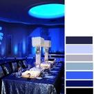 Blue Winter Weddings