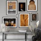 ▷ 1001+ Ideen für Bilder fürs Wohnzimmer, die stylisch und modern sind