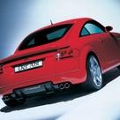 Abt Sportsline Audi TT   Limited II   Rear Angle   1024x768 Wallpaper