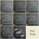Chalkboard Art Tutorial