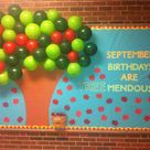 Birthday Bulletin Boards
