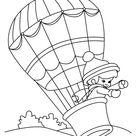 hot-air-balloon-colourful