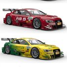 The Audi RS 5 DTM   Starts with 4 Different Partner Teams in the 2013 DTM   Box Autos