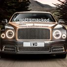 2017 Bentley MULSANNE Revealed   Refreshed Styling + Tech Leaves Bug Eyes Intact » Car Revs Daily.com