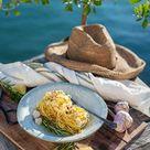 REZEPT: Spaghetti Aglio e Olio zweierlei - neu interpretiert
