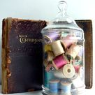 Apothecary Jars Decor