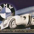 BMW posters