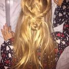 Peinados fáciles saca partido a tu pelo largo